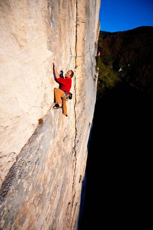 Rock climbing sites- Omblèze