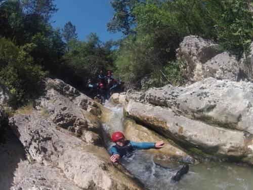 EVA - Randonnée aquatique