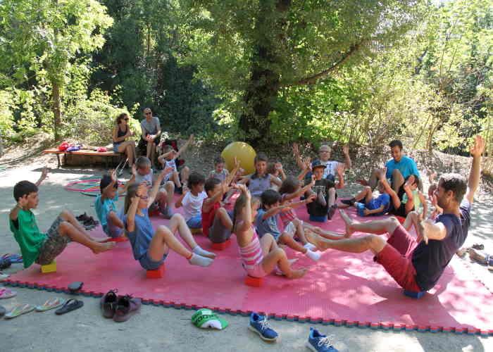 Zirkus-Workshop: Jeder hat Spaß!