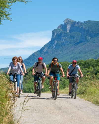 La VéloDrôme : Radfahren genießen