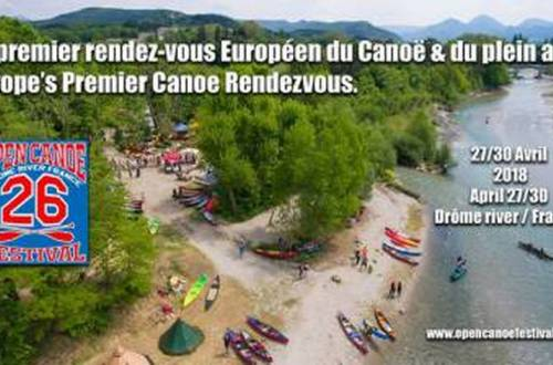The Open Canoe Festival